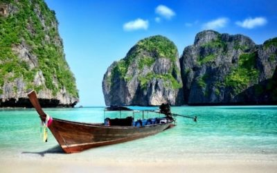 Holiday review of Thailand:  A week in Bangkok and Puket