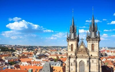 Places to visit on a Prague city break holiday